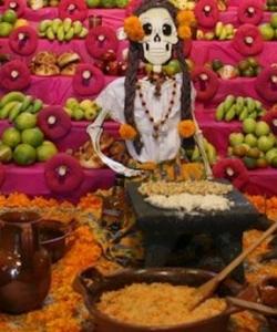 ¿Qué significa el altar de Día de Muertos?